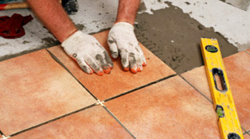 Ceramic Tile Installation Kitchen Floor Repair