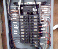 Circuit Breakers Installed