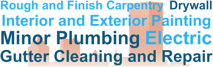 Milwaukee remodeling handyman - carpenters - plumbers - home repairs - painting